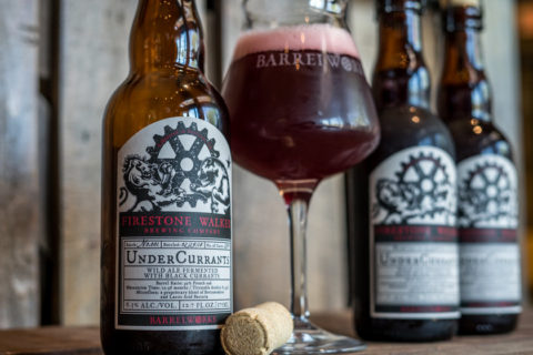 UnderCurrants series unveiled by Firestone Walker's Barrelworks