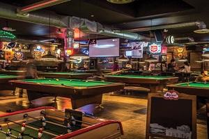 Billiards & Gaming