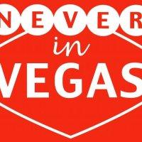 never vegas logo