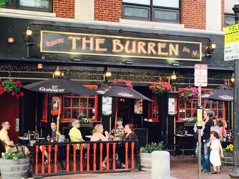 673 the burren